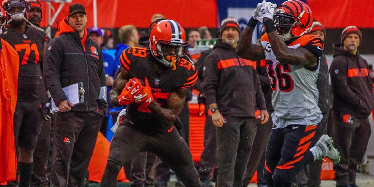 jarvis landry color rush jersey browns