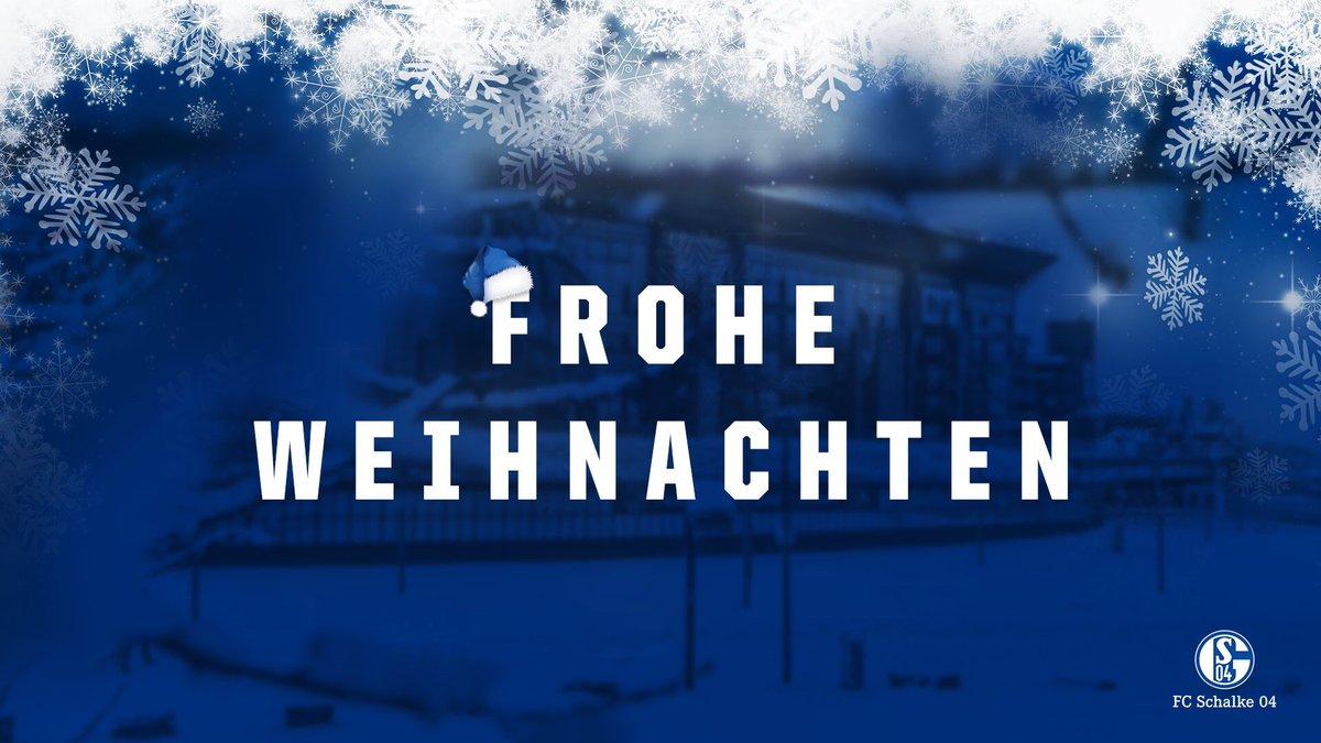 Schalke Bilder Weihnachten.Fc Schalke 04 On Twitter Allen Schalkern Ein Wunderbares