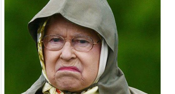 Image result for queen grumpy