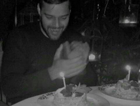 Happy Birthday Ricky!!! Love of my life.