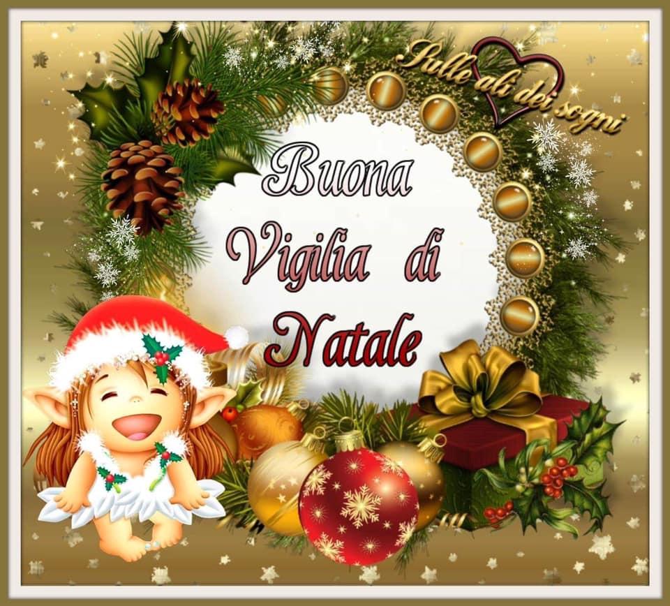 Frasi Auguri Di Buona Vigilia Di Natale.Michele Guarino On Twitter Buona Vigilia Di Natale A Chi