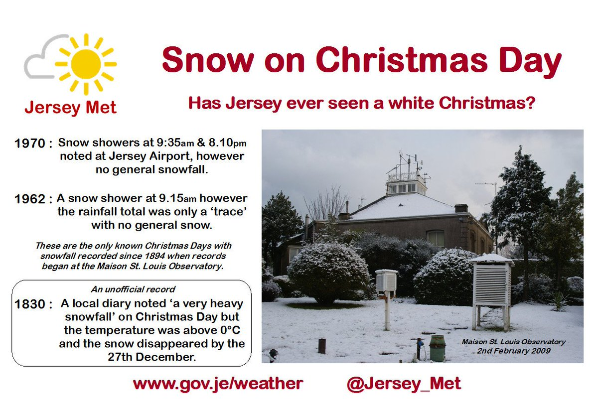 Jersey Met On Twitter There S No Snow In The Forecast For The Rest