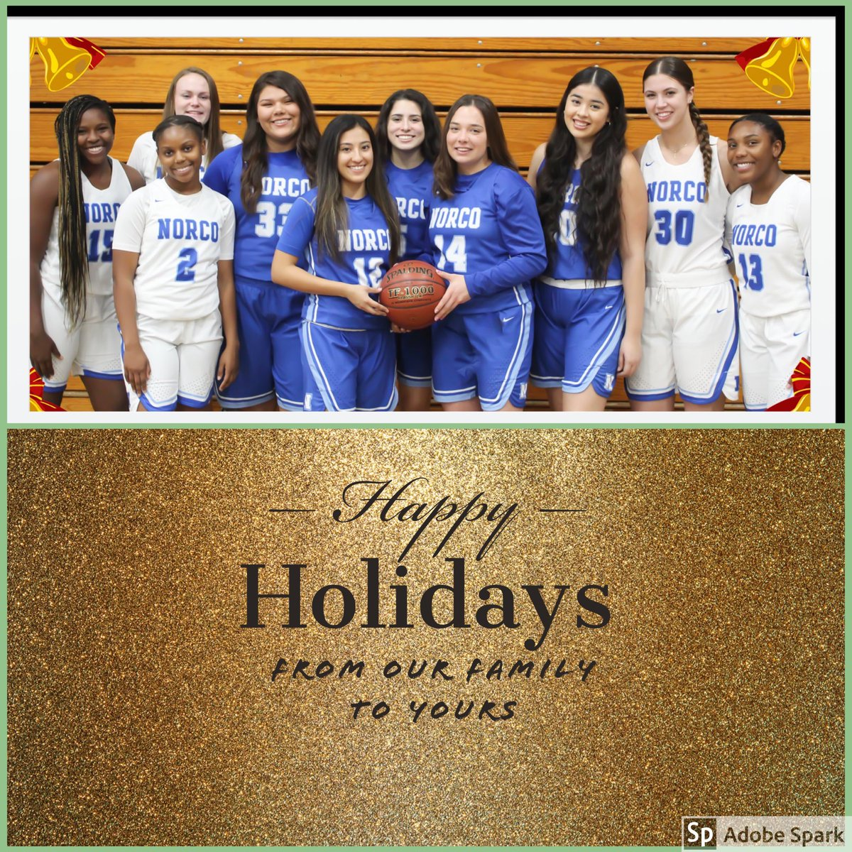 MARY: Norco Lady Cougars