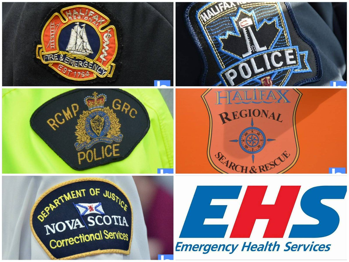 To the first responders and other services working over the holiday (Pictured and not), be safe and thank you!