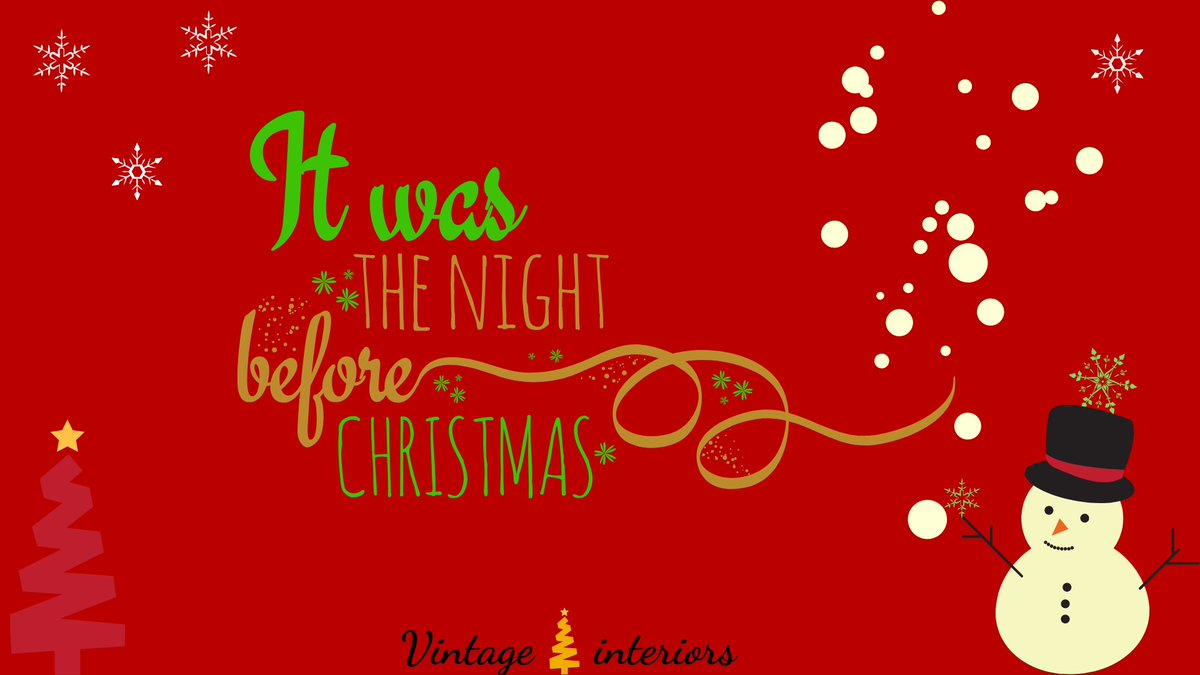 Team Vintage Interiors Wishes Merry🎊 Christmas🎅 2018 to all!Spread holiday🎄 cheer🥳 and hope🤗. May the spirit😇 of Christmas be with you throughout the New Year. #ChristmasPresents #ChristmasTradition #ChristmasTree #Christmas2018 #TisTheSeason #Festiveday #ChristmasEve