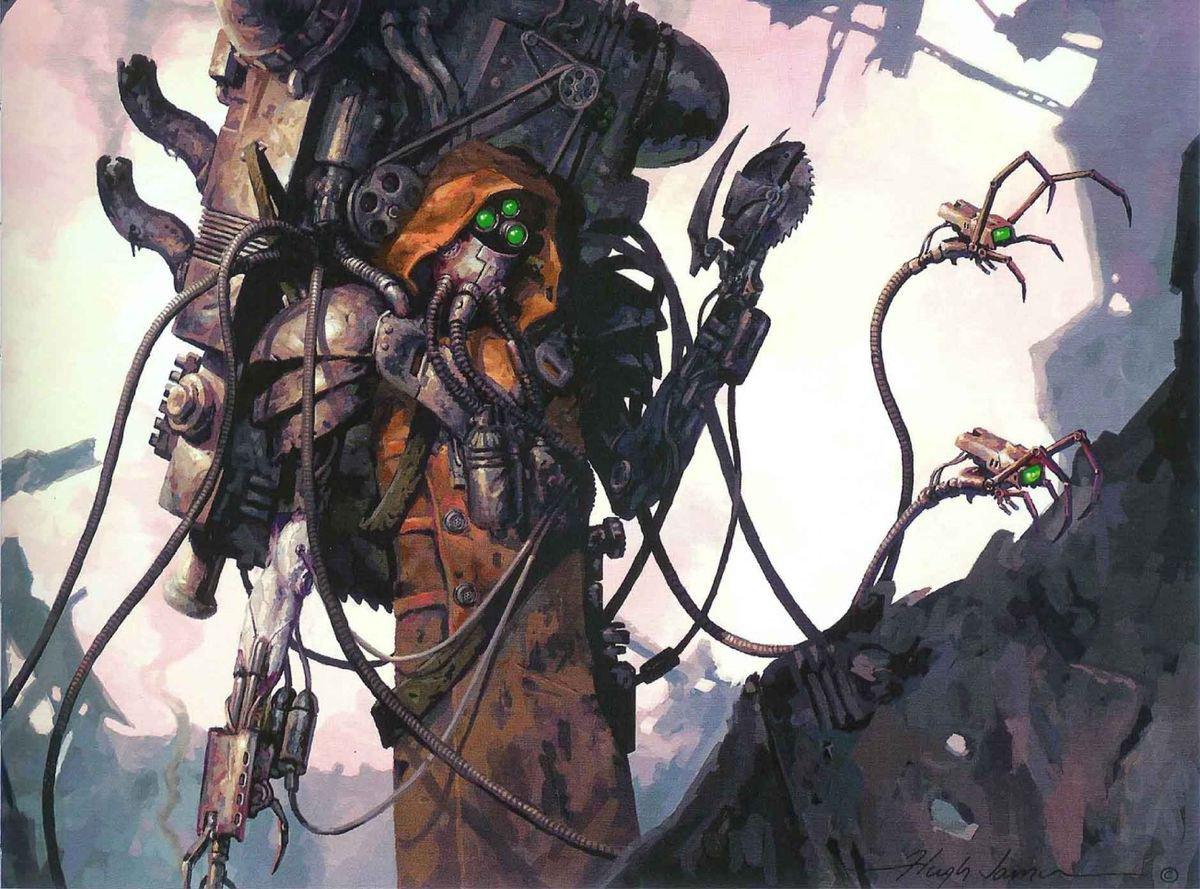 Warhammer 40k Images On Twitter Adeptus Mechanicus Warhammer