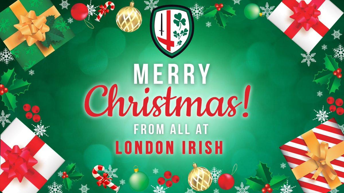 Merry Christmas In Irish.London Irish On Twitter Merry Christmas Nollaig Shona