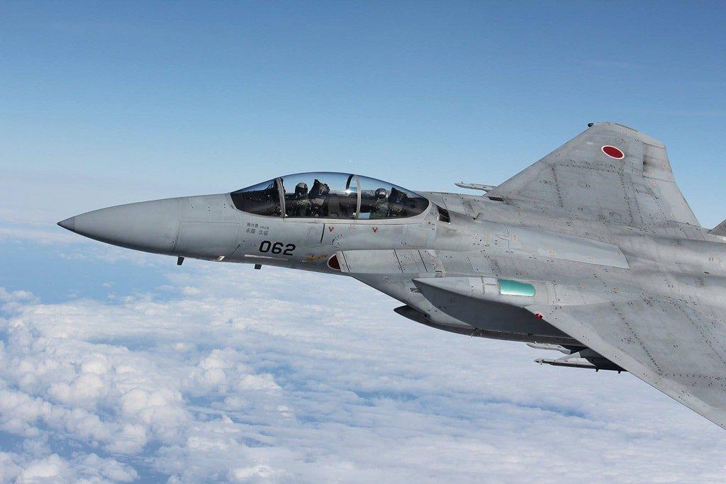 اليابان تخطط لبيع مقاتلاتها القديمه نوع F-15 الى الولايات المتحده  DvLMG2HW0AAfFVs