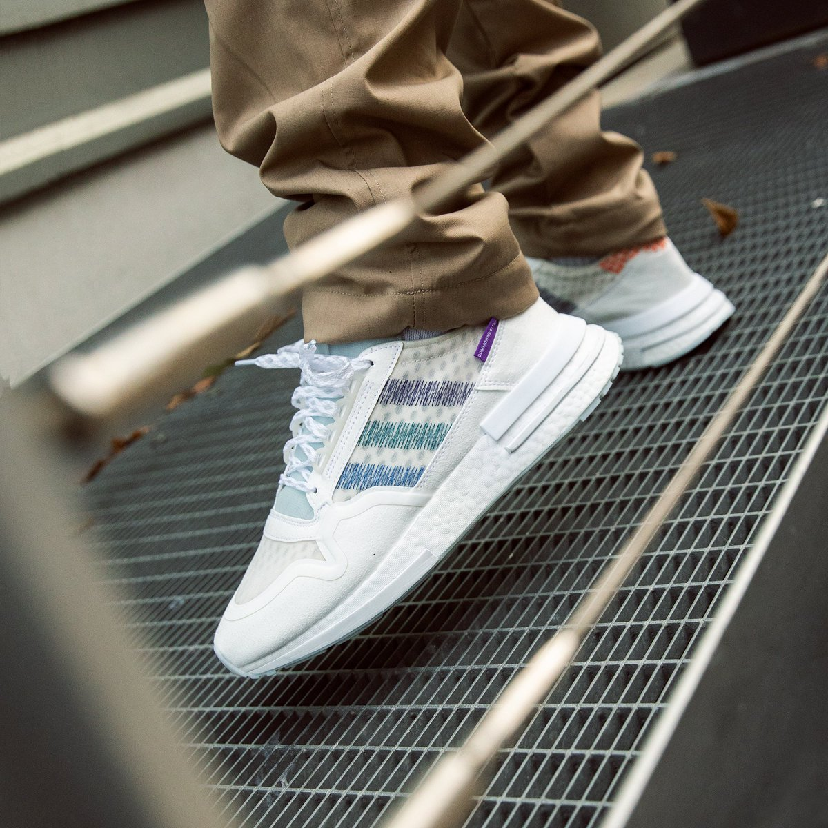 bb151afab4db Here s an On The Foot look at the adidas Consortium x Commonwealth ZX500 RM