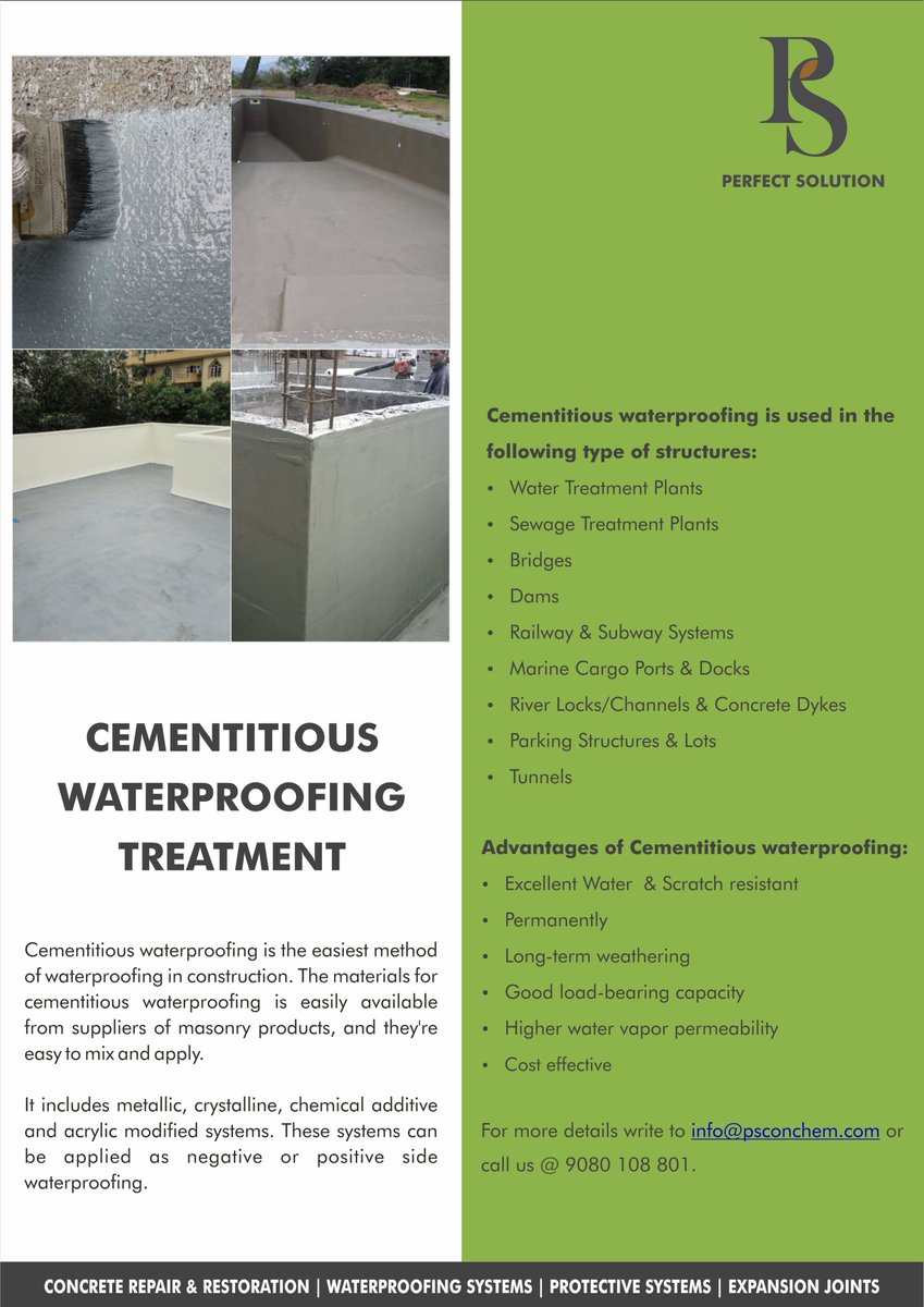 cementitious hashtag on Twitter