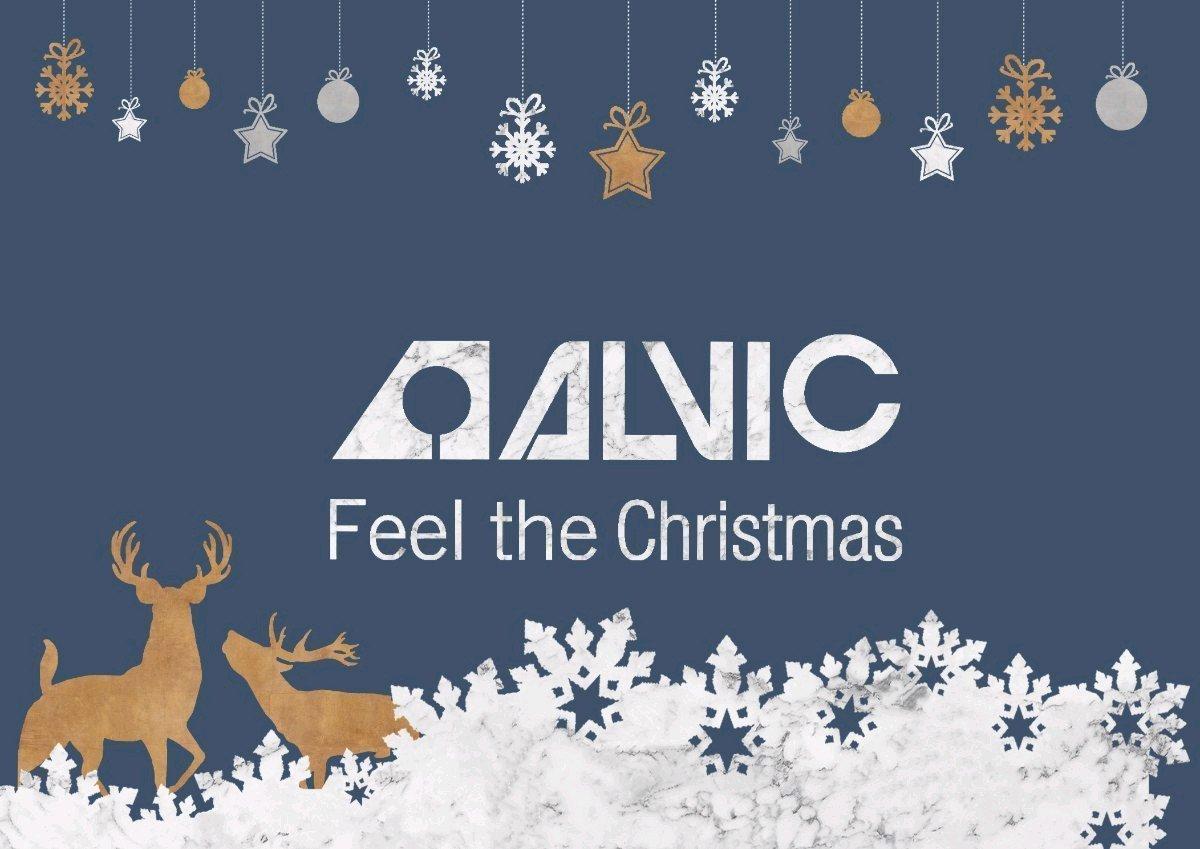 ¡Desde Grupo ALVIC les deseamos Felices Fiestas!