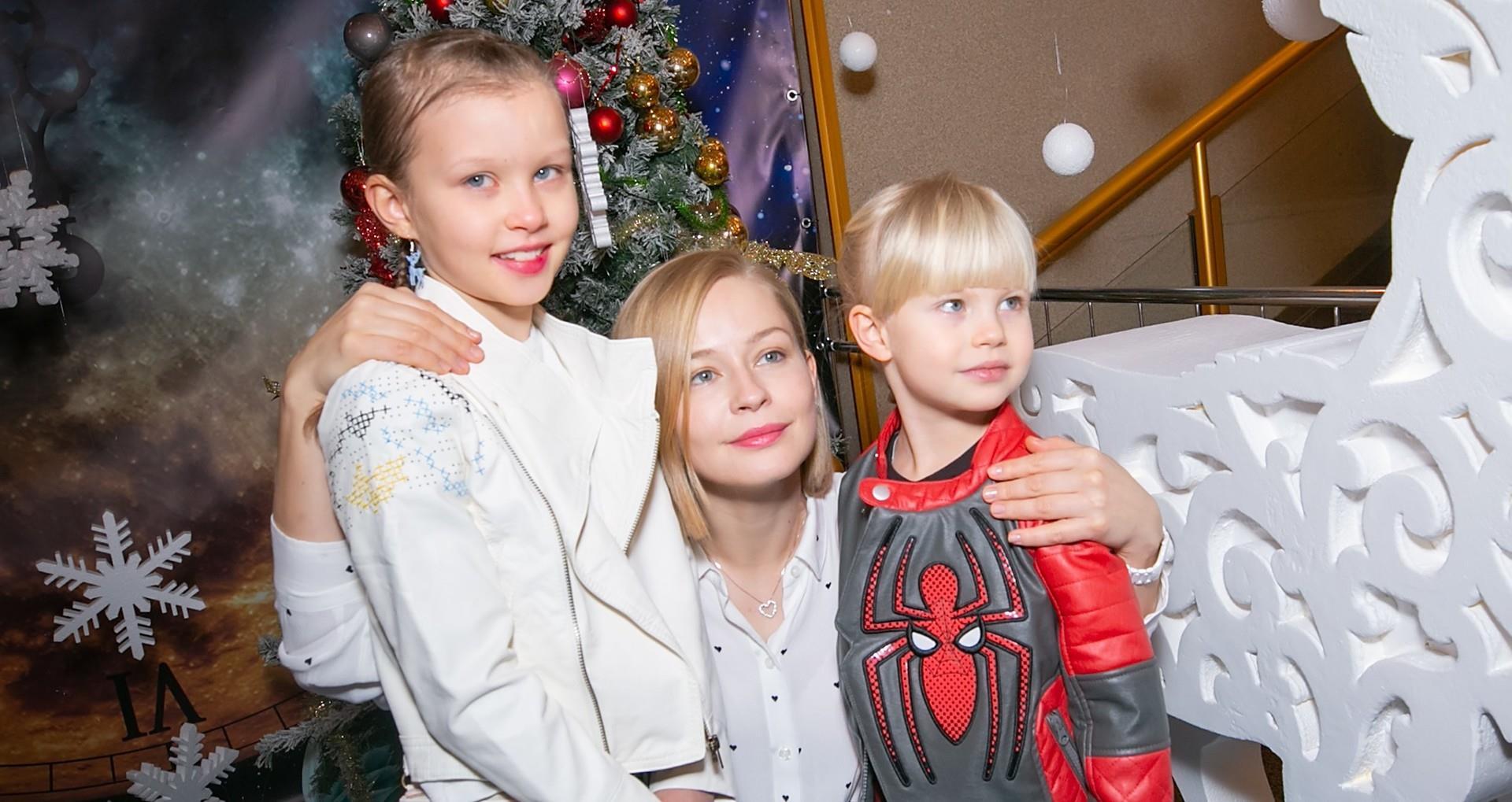 юлия пересильд семья фото можно кусочками