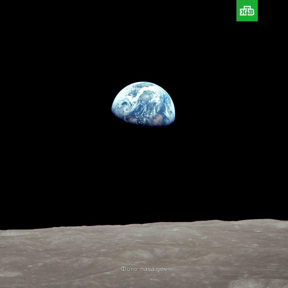 Аполлон 8 уильям андерсон
