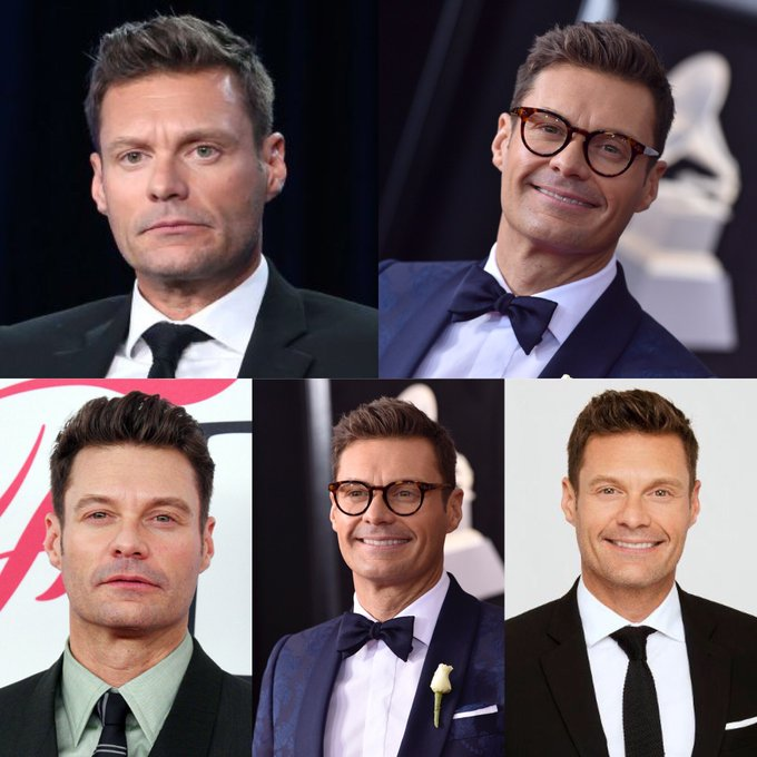 Happy 44 birthday to Ryan Seacrest. Hope that he has a wonderful birthday.