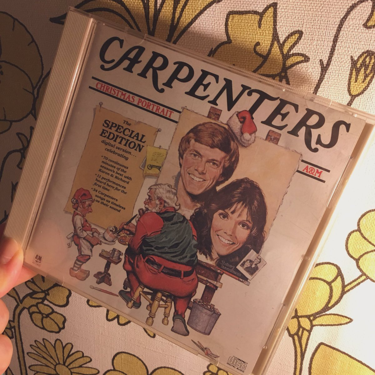 Carpenters Christmas Portrait.Hashtag Christmasportrait Sur Twitter