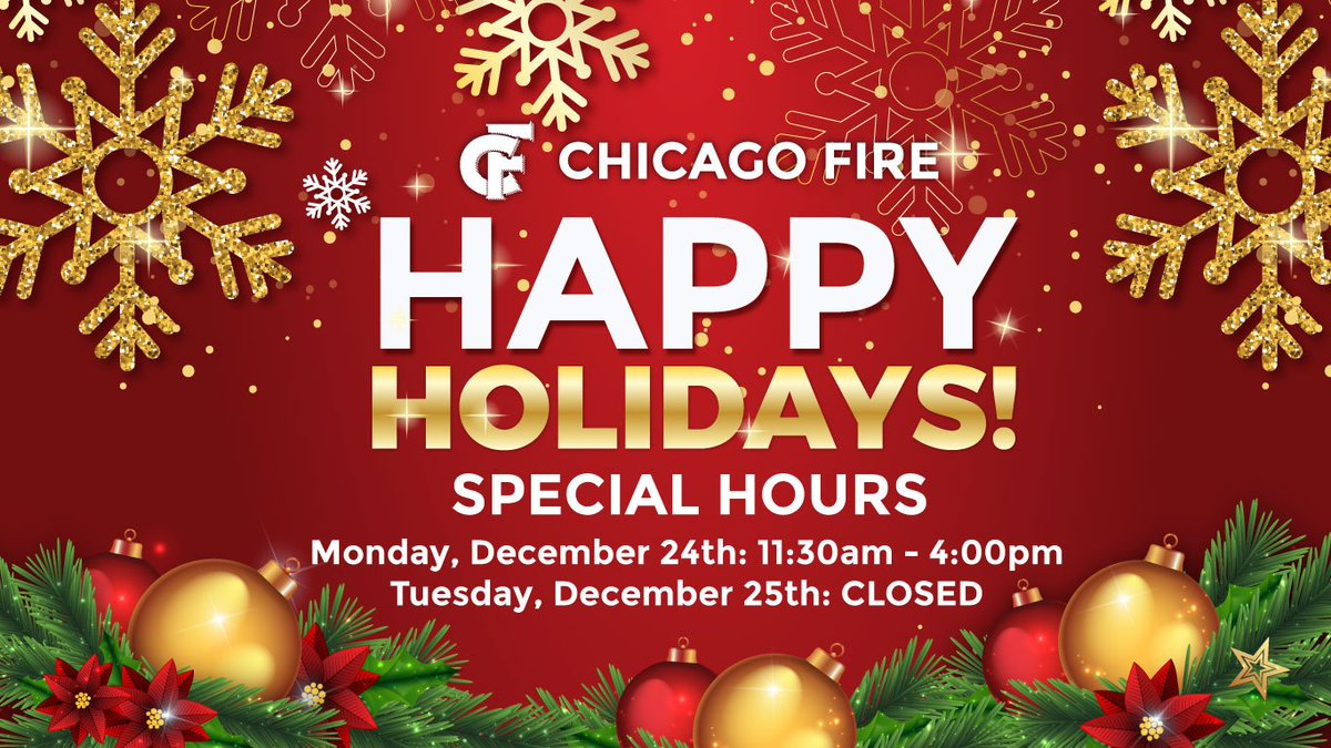 pizza open on christmas day chicago