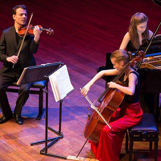 Whats on Appleby: Delta Piano Trio