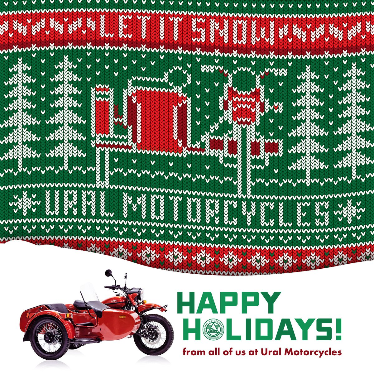 ural motorcycles uralmotorcycles twitter 2010 Ural Patrol thank you for your enthusiasm and support this year happy and safe riding the team at uralpic twitter 3sfn0xm9ww