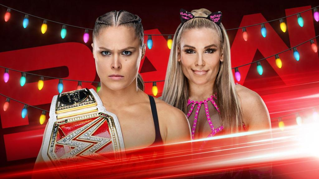 News For Tonight's WWE RAW - Christmas Eve Edition, Title Matches, Paul Heyman Celebrates, More