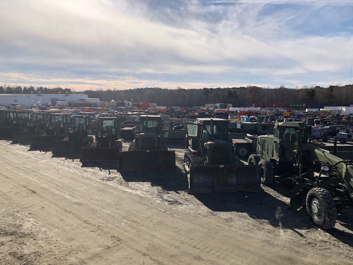 Military Surplus Auction >> Ironplanet Auctions On Twitter Govplanet Sold More Than