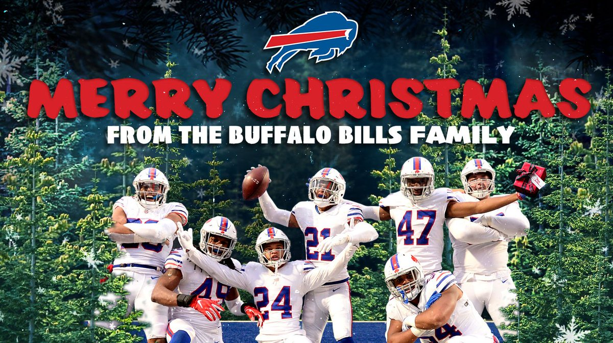Buffalo Bills On Twitter Merry Christmas From Our Family
