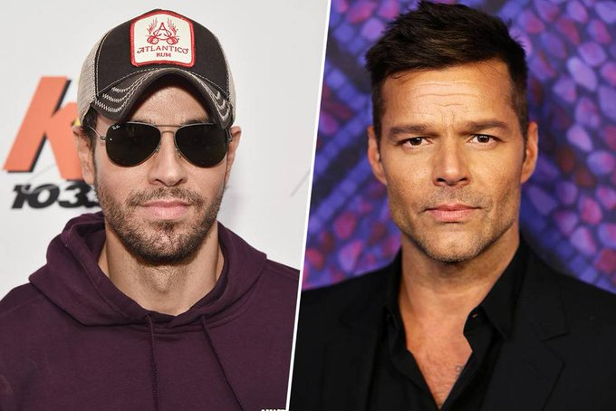 Happy Birthday, Ricky Martin! Is he or Enrique Iglesias your King of Latin Pop?