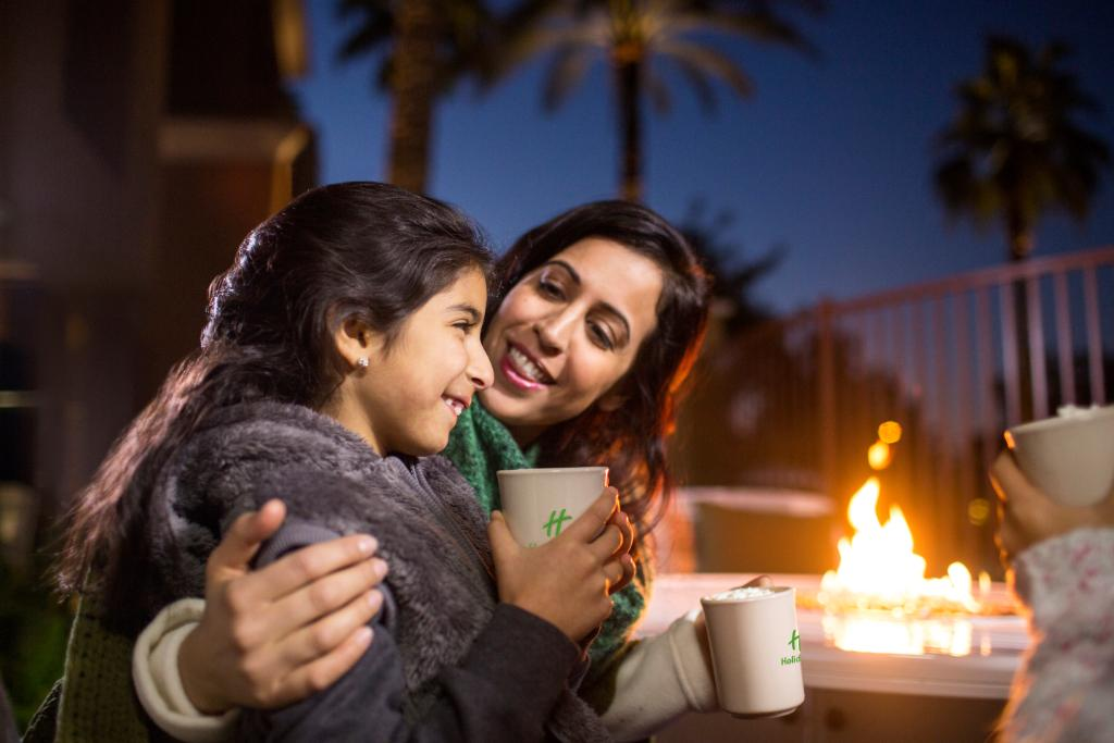 Wishing you and your family joyful holiday memories this season! What are your favorite #holidaytraditions? http://ihg.cm/fJFqNH