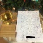 ステキ!娘さんからサンタさんへローマ字で書いた手紙の内容とは・・・