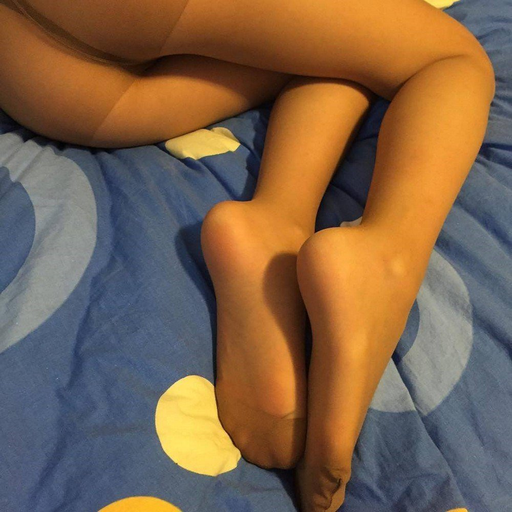 Panties pantyhose nylons feet