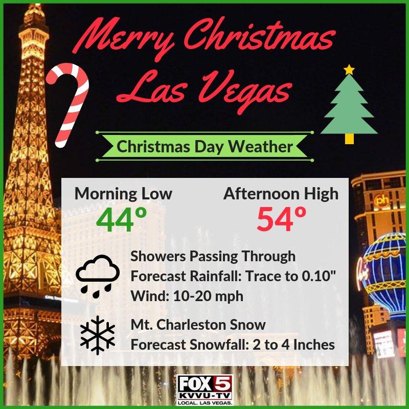 Las Vegas Christmas Weather.Sam Argier On Twitter Dreaming Of A White Christmas It
