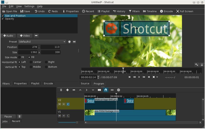 Shotcut Video Editor (@shotcutapp) | Twitter