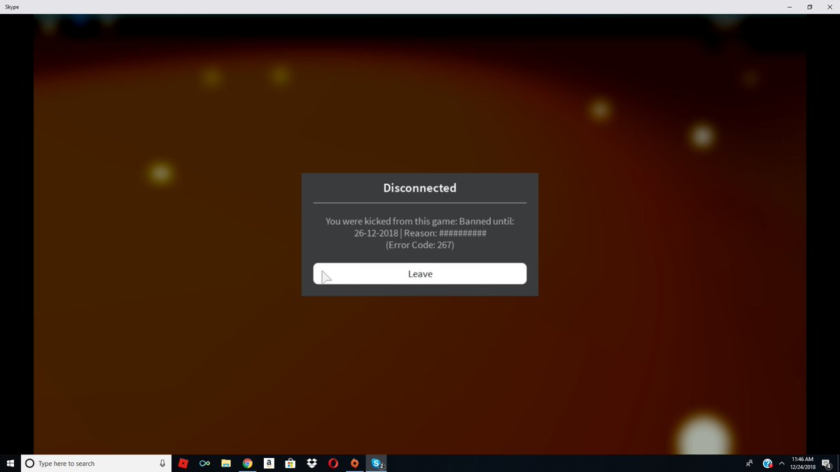 Roblox Error Code 267 How To Fix - Roblox Robux Hack-free