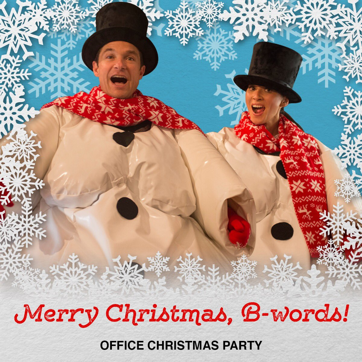 It's f-word Christmas. Last chance to send your favorite coworker a personalized Office Christmas Party e-card at https://t.co/eP8e2NJVRX! https://t.co/4KjYIv81jG