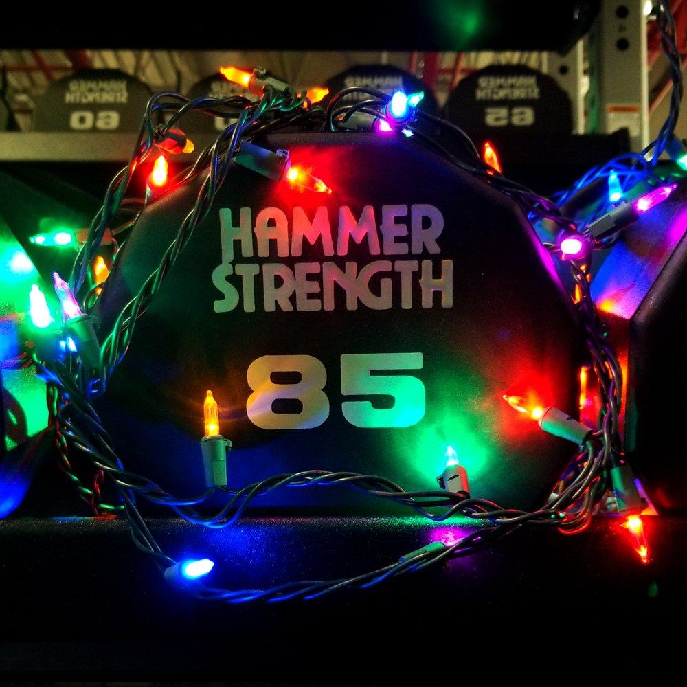 Hammer Strength Hammerstrength Twitter Iron Man 2 Achat Vente Circuit De Voiture Dual L Followed