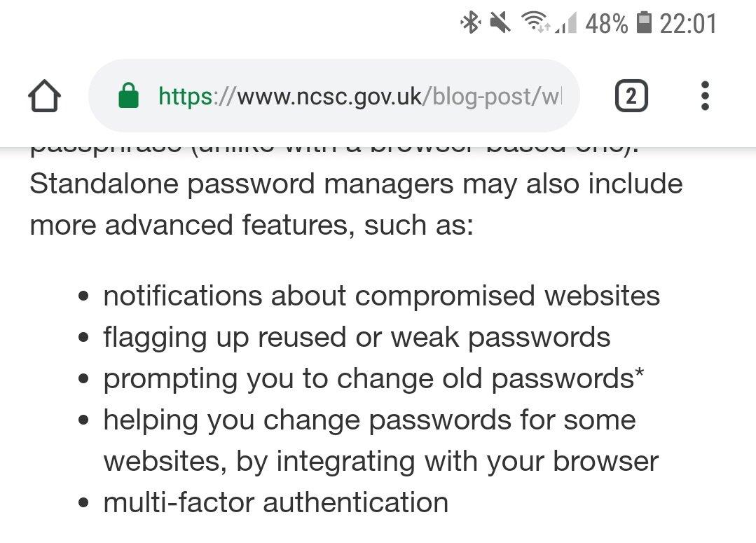 U2f Password Manager