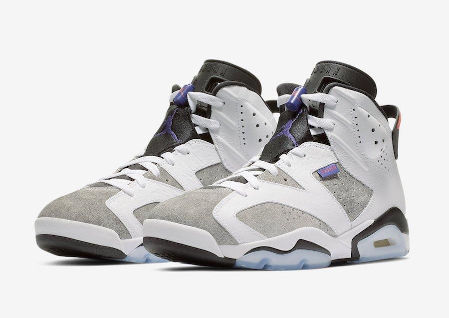 ef652cbc7e2 Release Date  Air Jordan 6  Flint  - January 12