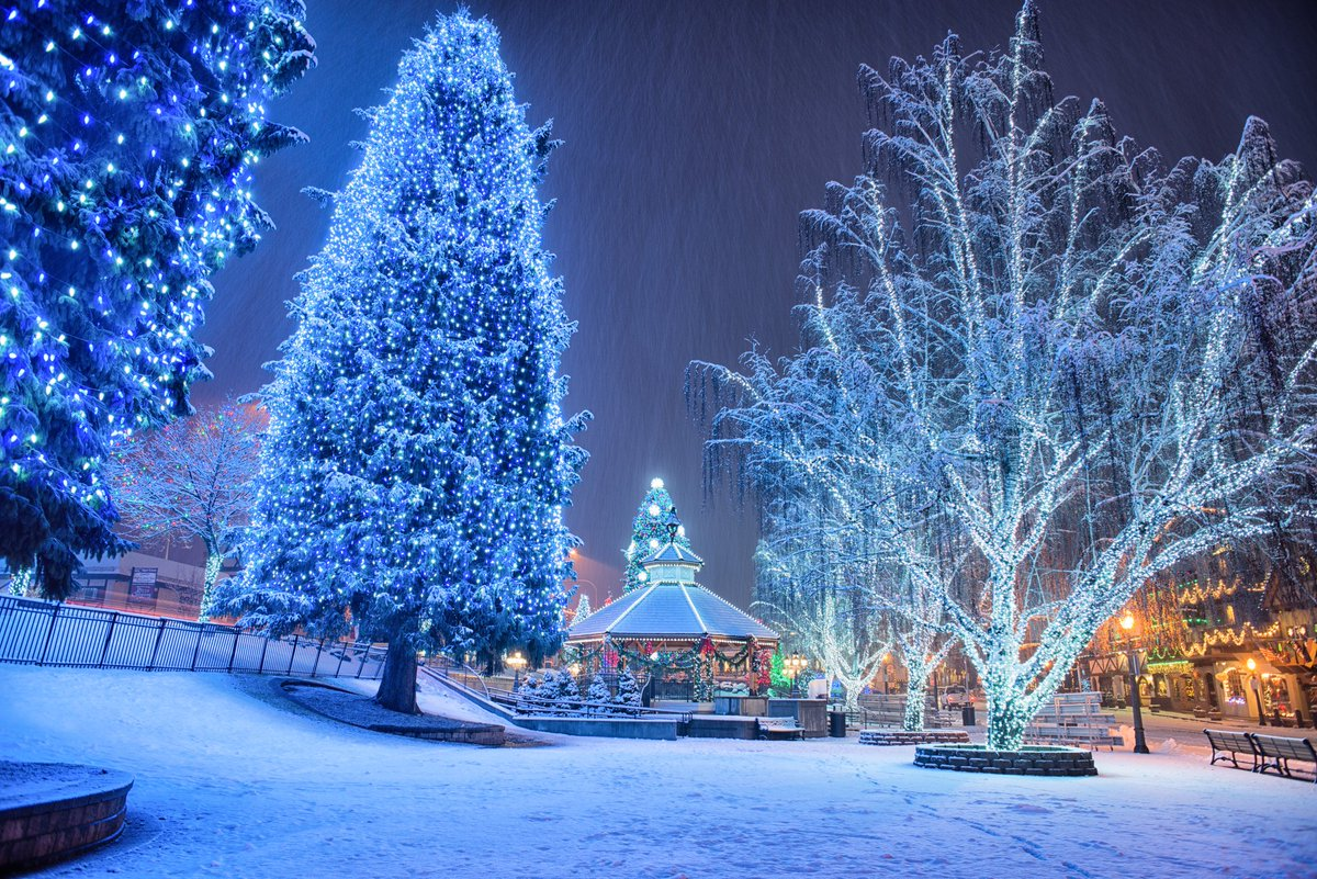 ... merry christmas eve from leavenworth a k a christmastown usa http pic twitter com 1r0xuhy8bq · bakersfield ...