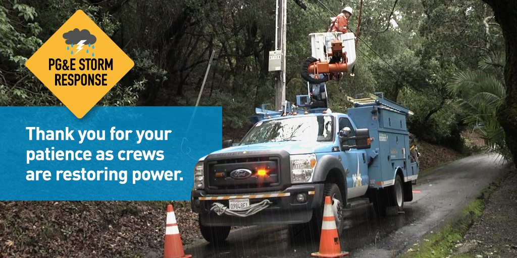 Pg E On Twitter Thank You For Your Patience Visit Our Mobile