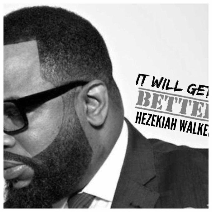 Happy Birthday Bishop Hezekiah Walker.