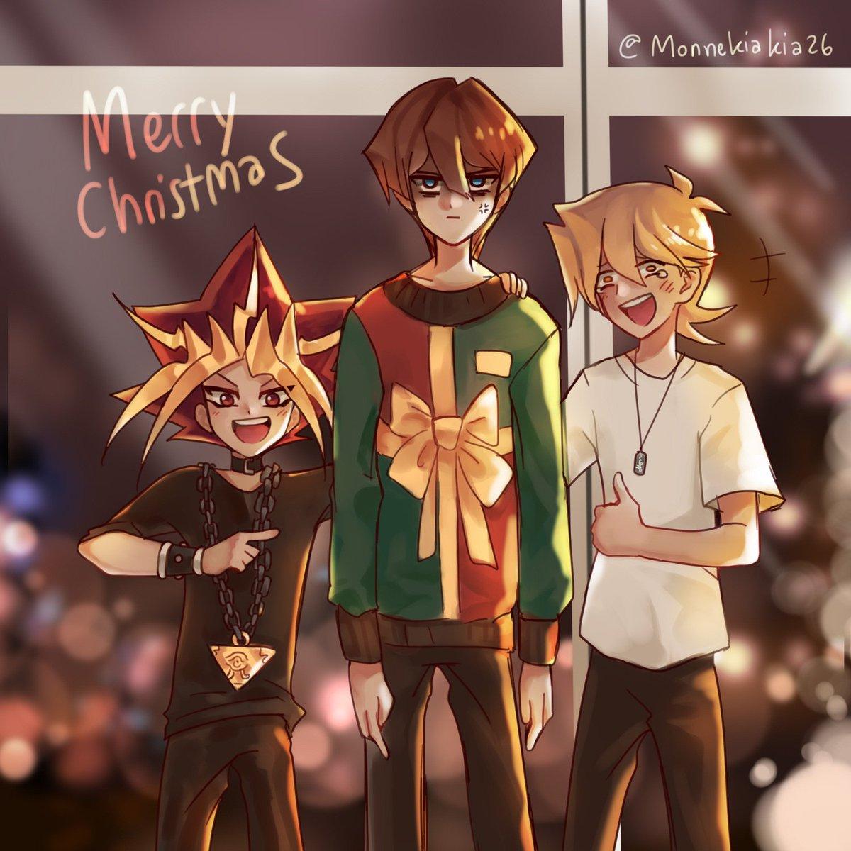 😆😑😂 #MerryChristmas  #yugioh