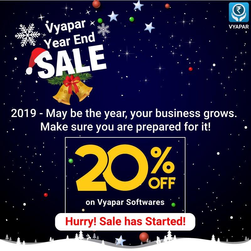Vyapar on Twitter: