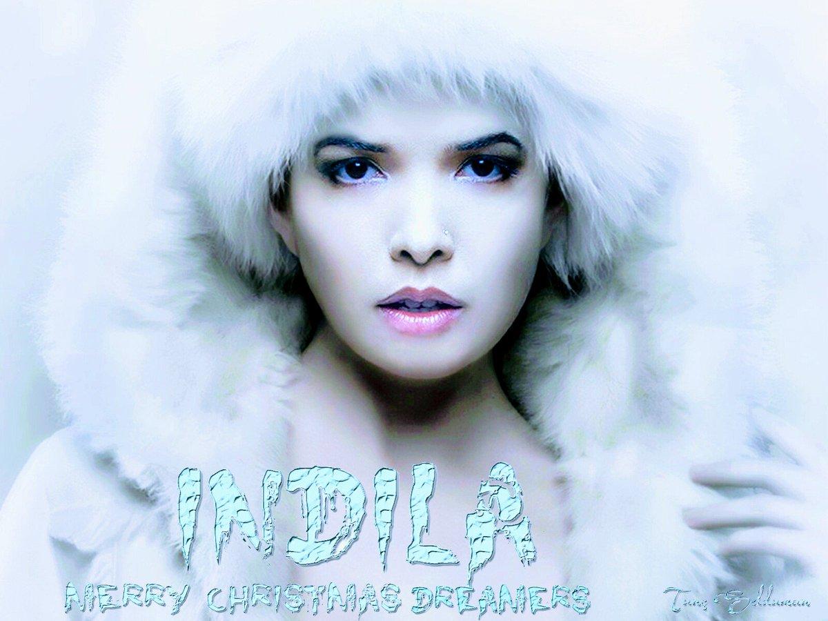 Indila At Tuncselduman Twitter