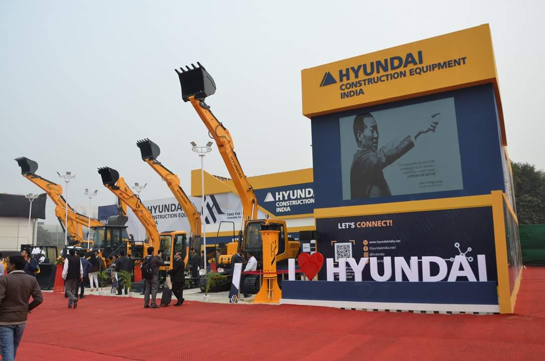 Hyundai Construction Equipment India Pvt Ltd on Twitter
