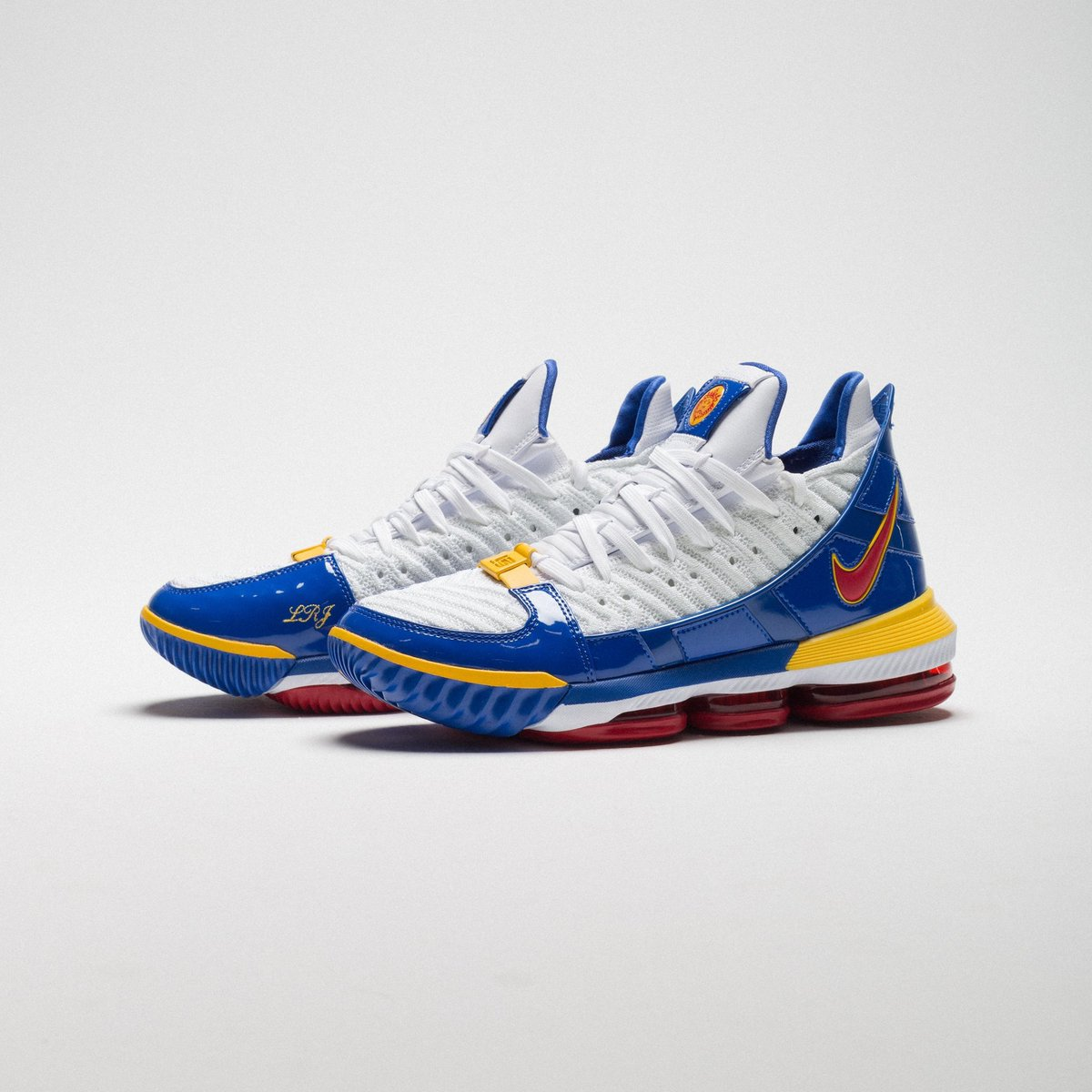 ab09ddfa3e5 superbron nike lebron 16s hitting select retailers like undefeatedinc today  lebronwatch