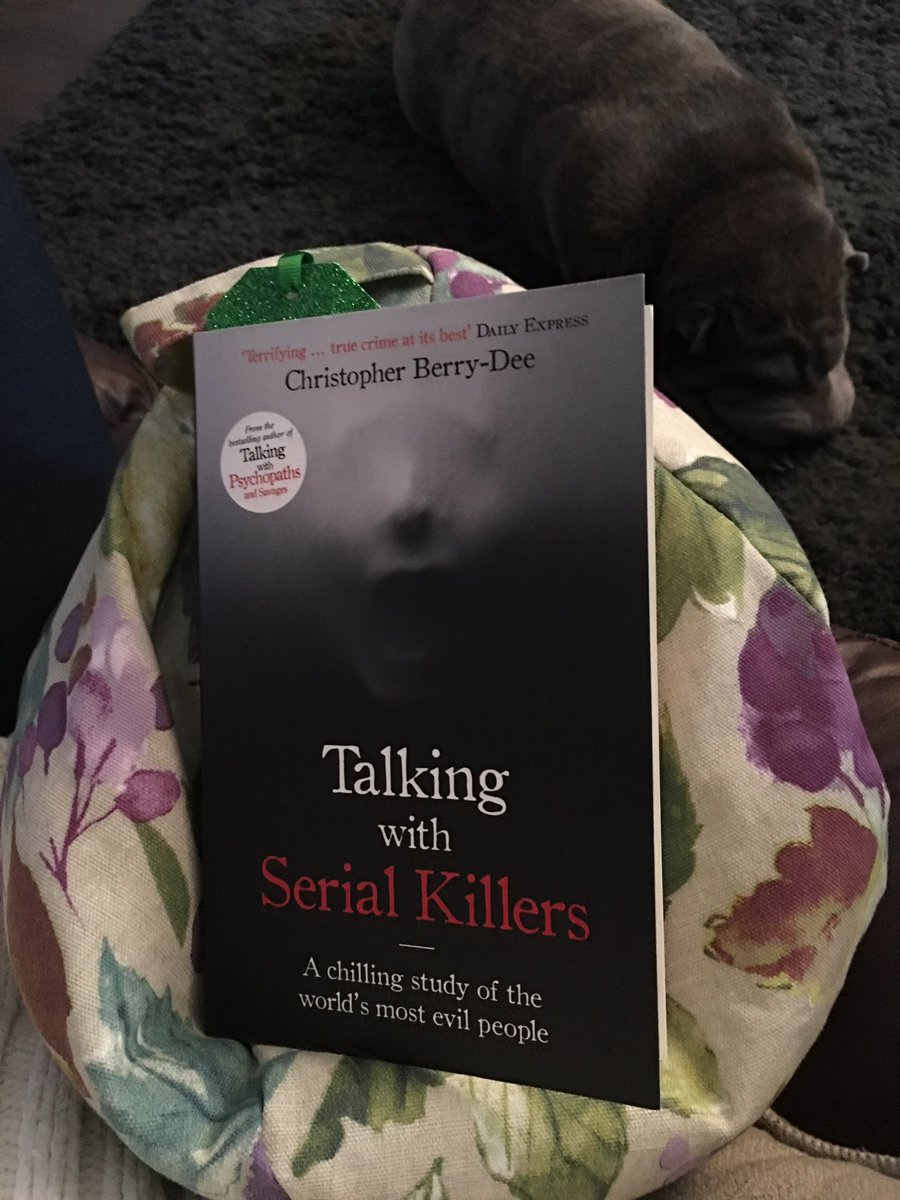 serial killers up close and personal berry dee christopher
