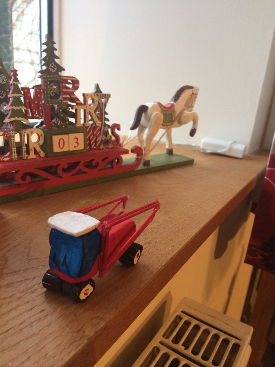 Merry Christmas everyone. Peace and love. Got my very own special edition @Batemansprayers handcrafted by number 1 son. The best gifts aren't the expensive ones but the ones made with love and thought. Not going to lie, made me cry #clubhectare