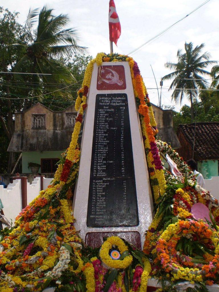 Image result for kizhavenmani village massacre