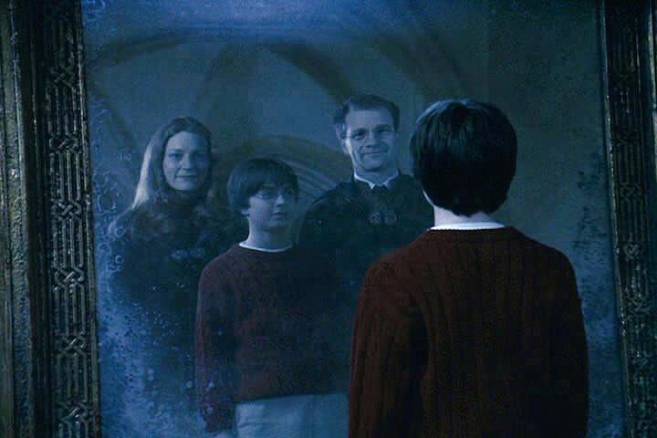 """Mirror Of Erised Ii By Barbora TŐgel: SB On Twitter: """"27 Yıl önce Bugün Harry, Babasının"""