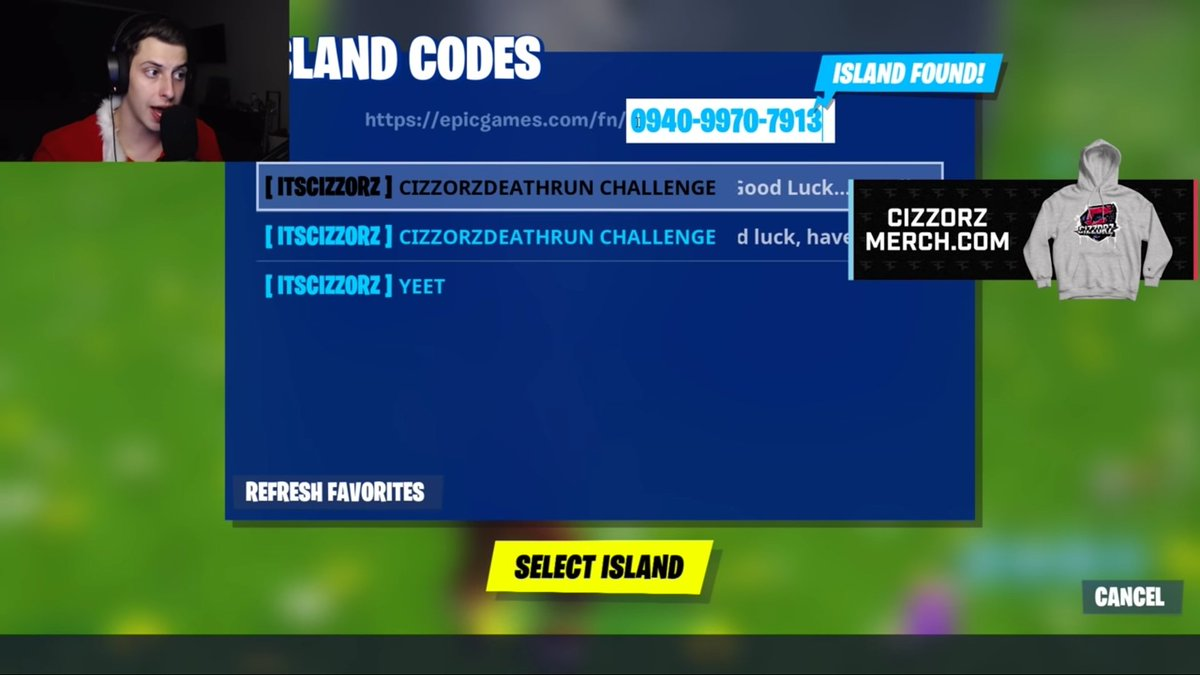 0 replies 0 retweets 2 likes - deathrun codes in fortnite battle royale