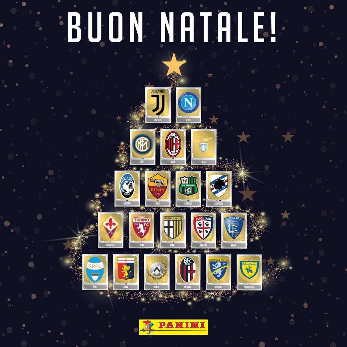 Auguri Di Buon Natale Juve.Figurine Panini On Twitter Tanti Auguri Di Buon Natale Da Panini